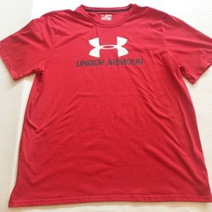 Men's Under Armour Tech Tee Short Sleeve 3XL